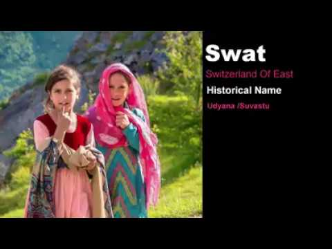 Tourist Attractions in Swat Valley SwatValley Swat kpk Pakistan Malamjaba Kalam Bahrain