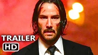 JOHN WICK 3 Trailer # 2 (NEW 2019) Keanu Reeves Movie HD