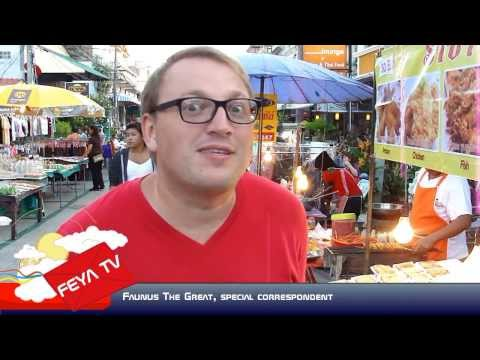 FEYA TV. FUNNY TRAVEL. Thailand (Samui & Bangkok) part 3
