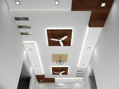 Pop False Ceiling Designs For Hall And Bedroom Smart Ideas Youtube