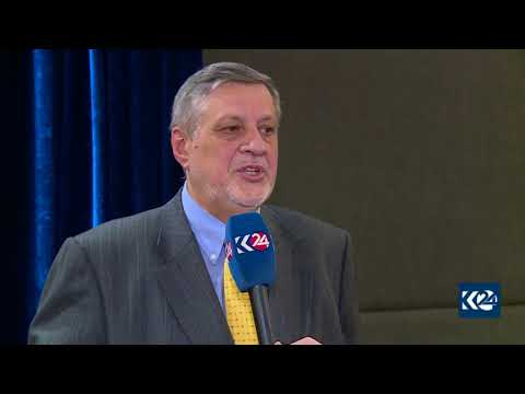 United Nations Special Representative in Iraq discusses Iraq's upcoming elections