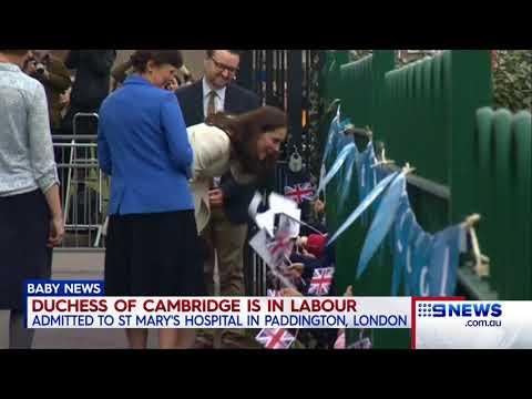 Royal Baby | 9 News Perth