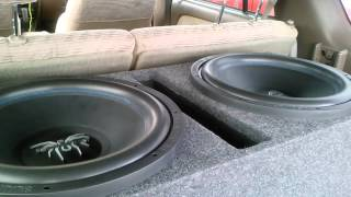 "15"" soundstream pounding!"