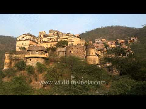 Neemrana Fort-Palace (15th Century) - A unique weekend getaway