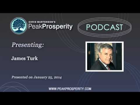 James Turk: We're Living Within A Money Bubble of Epic Proportion