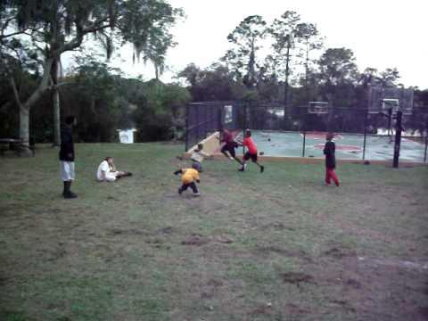 edgerrin james playing football we the boys. Dexter , lil jef, jawanye, jdavis. Dexter run tyus down