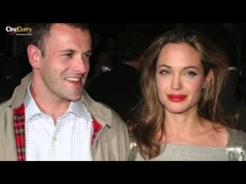 Angelina Jolie Still Friends With Ex Jonny Lee Miller