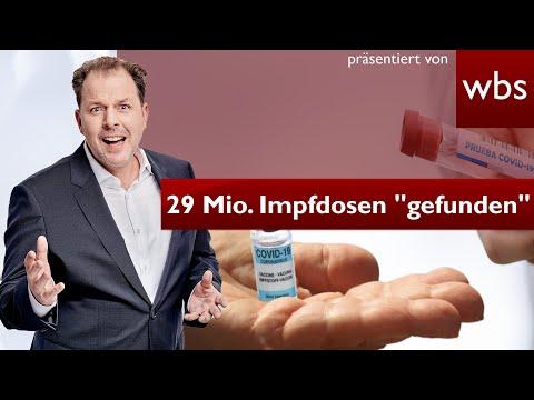 """29 Mio. AstraZeneca Impfdosen """"gefunden"""" - Thriller um Impfstoff in Italien"""