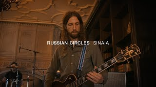 Russian Circles - Sinaia | Audiotree Far Out