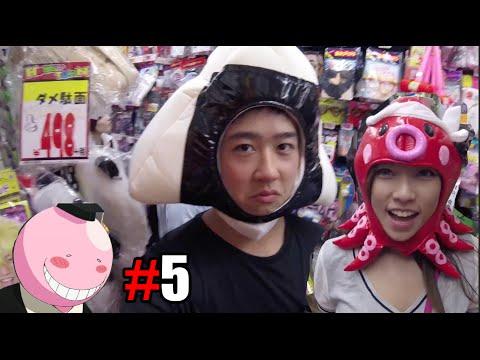 HELLO TOKYO! Biggest bowl of UDON - Japan vlog #108