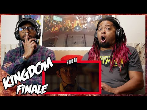 Netflix's Kingdom Season Finale Reaction & Review!!