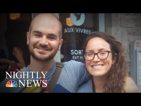 ISIS Claims Responsibility For Death Of American Cyclists Trip Around The World | NBC Nightly News