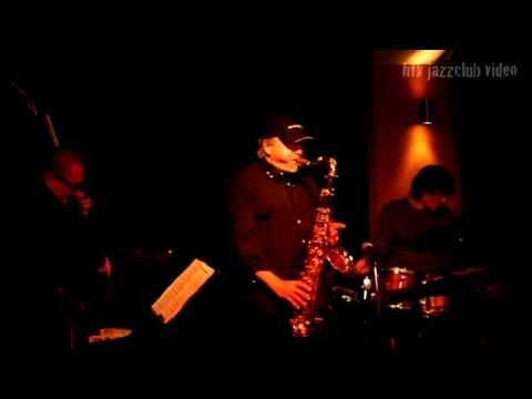 Jerry Bergonzi live @ hfk jazzclub Bremen, Germany