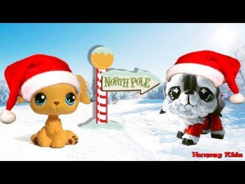 Lps We Wish You A Merry Christmas Toy Song Lps Christmas