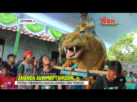25 SULAP KELALAWAR BUROK SANTYA BINTANG NADA live cangkuang