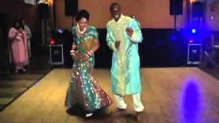 The most international fusion American, Indian, African first wedding dance ever shajhahan
