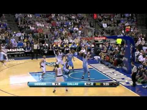 Denver Nuggets - Dallas Mavericks 26.12.2011 review