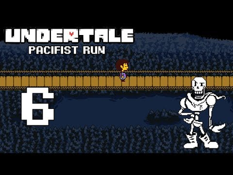 Undertale [Pacifist Run] - Part 6 - Die Fallen des Papyrus |