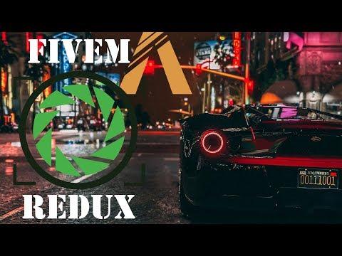 ►MOD REDUX (FiveM)  MOD GRÁFICO BONITO E LEVE!!!