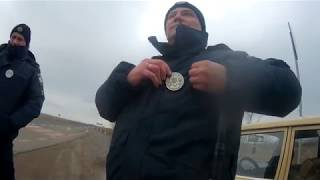 Оборотни на трассе. Непуганые шакалы. Новая полиция Одессы. Трасса Одесса-Рени. Татарбунары