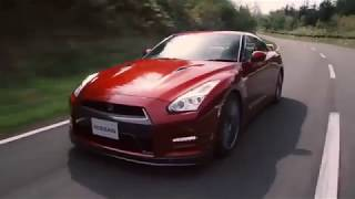 Jazda Nissanem GT-R video