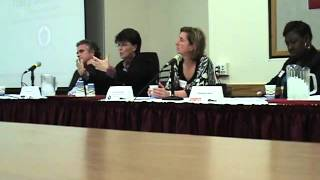 2011 Sport Management Career Fair: Marketing Panel Part 3/5