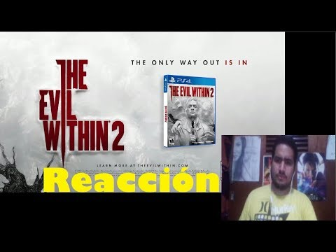 The Evil Within 2 Arrives Friday The 13th Launch Trailer - Reacción