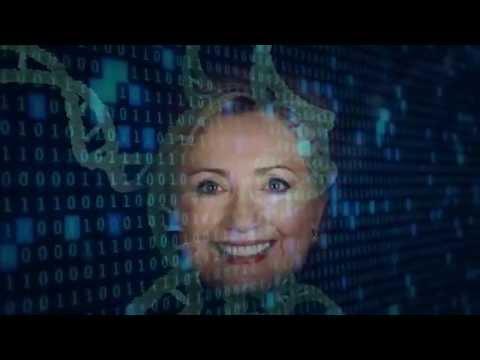 Evidence s: Hillary Clinton is a robot.