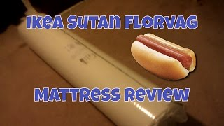 Ikea Sultan Florvag Queen Size Mattress Review - Showing Mattress - Ikea Bed