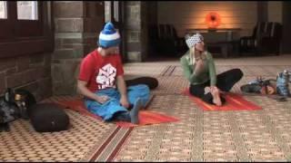 YogaToday Après Ski or Snowboard Practice | Olympic Skiers