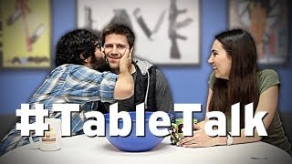 Table Talk: Cyborg Eagles, Money vs. Job, & Favorite Actors!