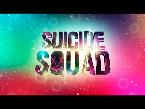 Suicide Squad 3D Text Effect - Photoshop CC