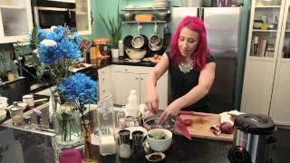 Fried Okra Salad : Fry It Up!