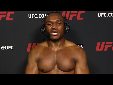 """UFC 258: Kamaru Usman - """"I'm A Whole 'Nother Savage"""""""