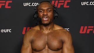 UFC 258: Kamaru Usman -