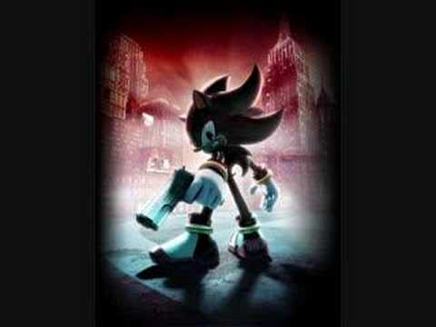 Shadow the Hedgehog Lost Track