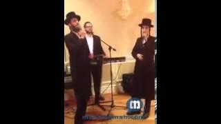 Motti Steinmetz With Beri Weber Singing Ilan From Yeedle