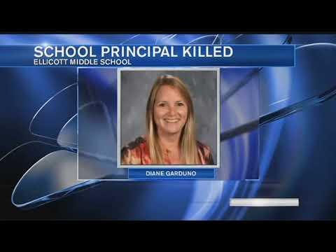 Ellicott middle school principal killed in Bradley Road crash