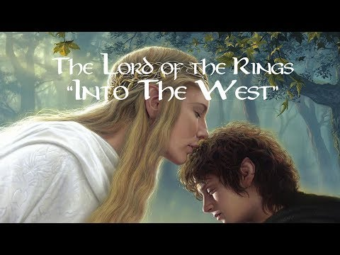 Into The West // Lord Of The Rings (Cover by Isabelle Amé)