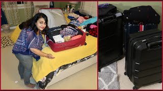Excited , Started Packing For India Trip | Super Busy Day In My Life | Simple Living Wise Thinking