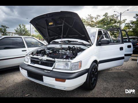 4G63 Mitsubishi Expo Mini Van
