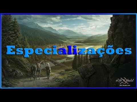 Life is Feudal Especializações PT-BR  / Sub ENGLISH