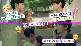 LOS MEJORES MINIDRAMAS - ACTUALIZADO/DORAMAS VLOGS