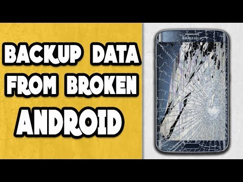 How To Backup Data From Locked Android Phone