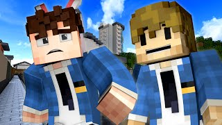 Tokyo Soul - SAVING OUR FRIEND! SEASON FINALE - Part 1 (Minecraft Roleplay)