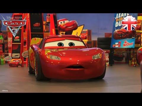 cars 3 brand new dvd trailer official disney uk youtube. Black Bedroom Furniture Sets. Home Design Ideas