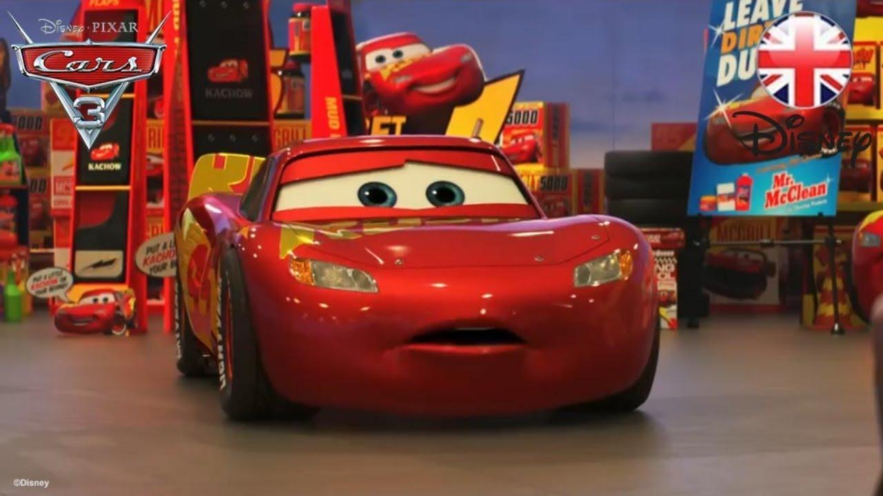 Official Disney Pixar UK - YouTube