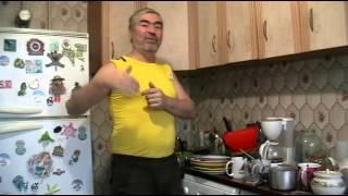 #Серёга  У Серёге на кухне 2  Как я мою посуду, не открывая воду(, 2015-12-05T17:58:04.000Z)