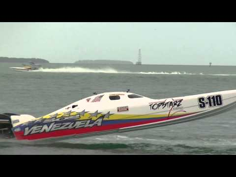 Offshore Power Boat Championship Race Key West 2014