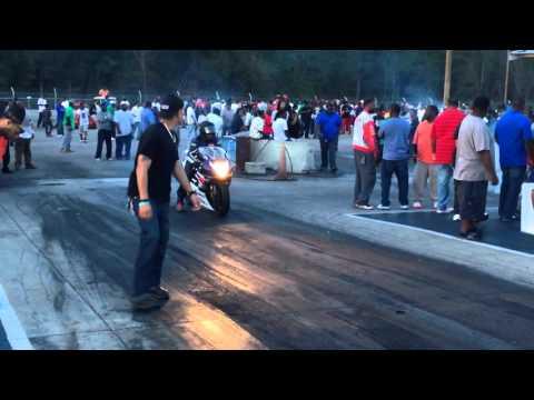 Motorcycle-Carolina Drag Way, House of Hook, JoeHendi, Henderson Racing, January 2016